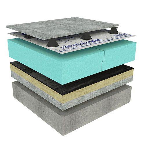 Walkable Flat Roof - PLUS