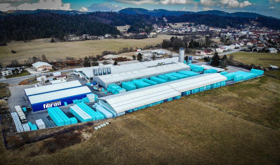 Fibran - tovarna v Sodražici